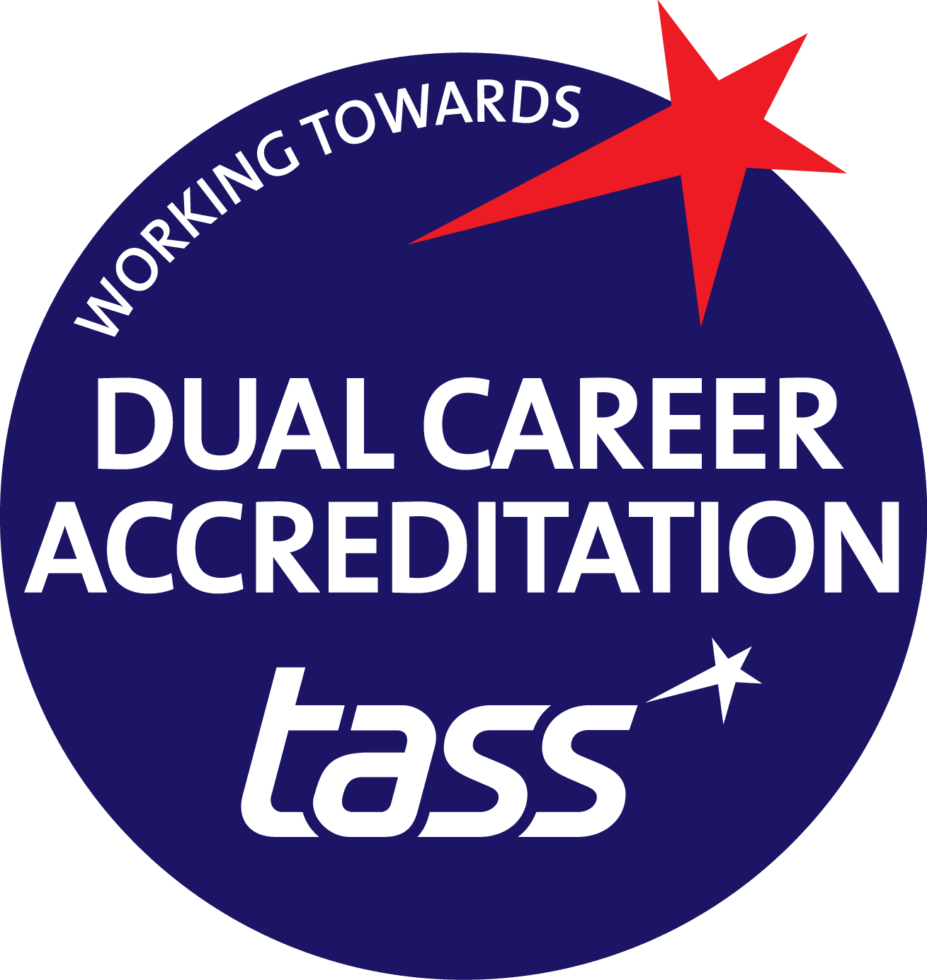 tass Dual Career Accreditation