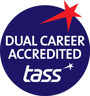 Tass Dual Career Accredited